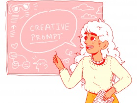 Creative Prompt: Take a Place