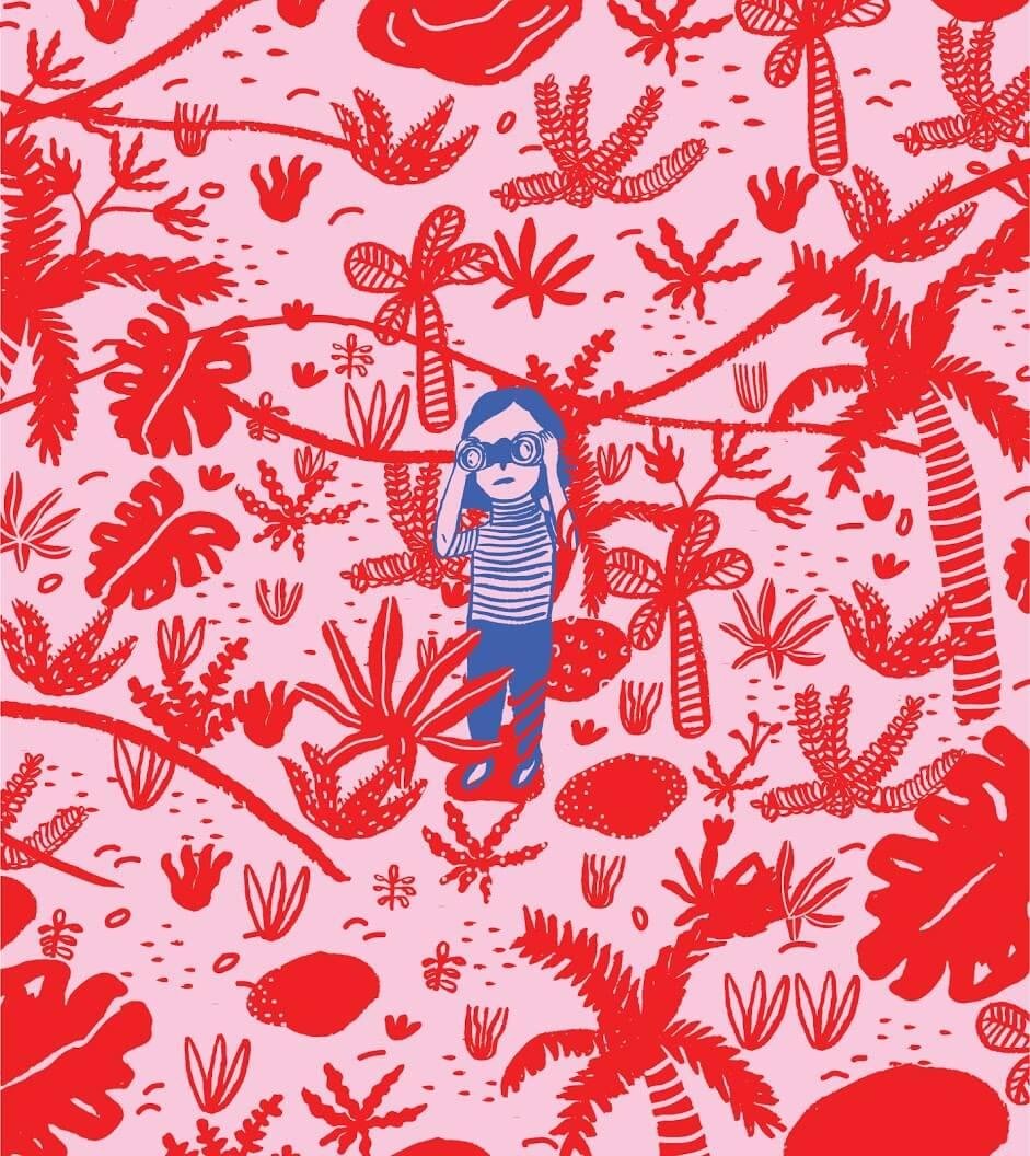 Illustration by Tyla Mason.