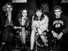 The Regrettes: A Living Human Girl