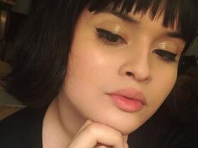 Makeup Trick: Glisten & Glow