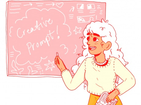 Creative Prompt: Take Note