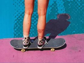 Daily Links: Skater Girl Edition