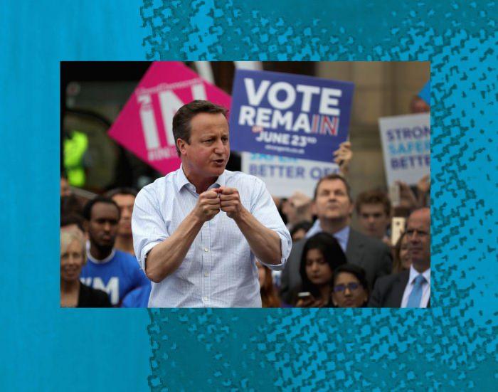 Photo of UK Prime Minister David Cameron via Vox.