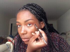 Makeup Trick: Channel Orange
