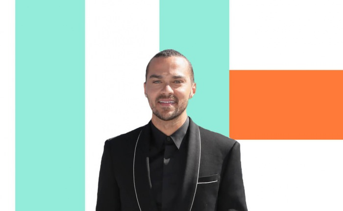 Collage by Ruby Aitken, using a photo of Jesse Williams via Mic.