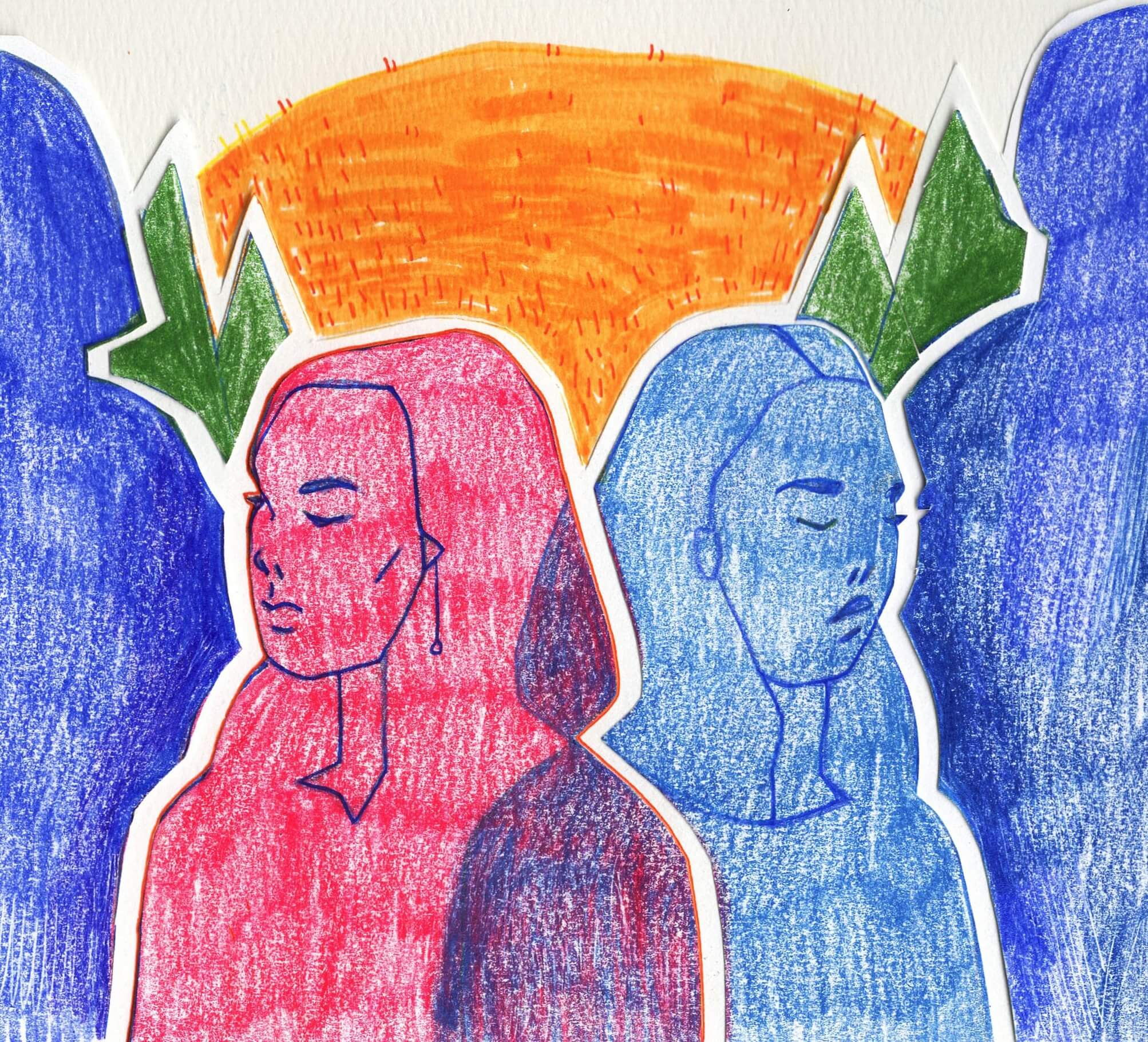 Illustration by Sendra Uebele.