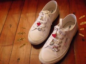 DIY Shoe Charms