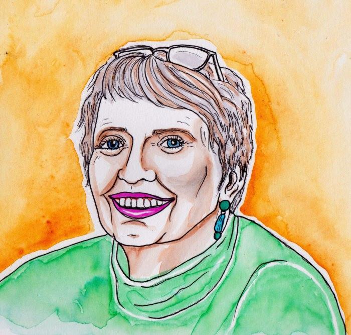 Illustration by Esme Blegvad.
