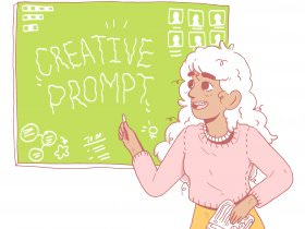 Creative Prompt: Look Back