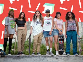 Rookie Find The Authenticity Behind The Scenes Of Skate