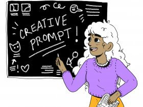 Creative Prompt: Be Present