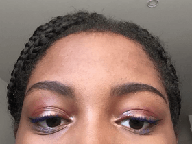 Makeup Trick: Dusky Eyes