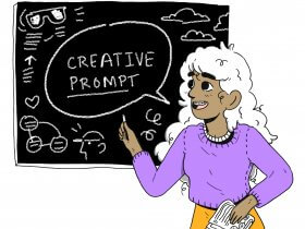 Creative Prompt: Set the Action