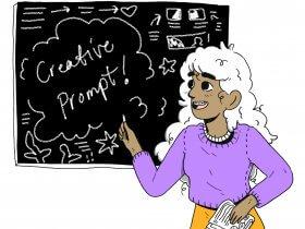 Creative Prompt: Dream Big