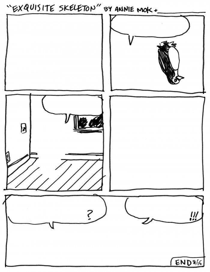 Annie Mok-Comic