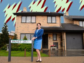 Daily Links: Privet Drive Edition