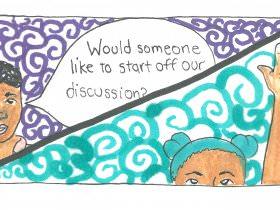 Sunday Comic: A School Story