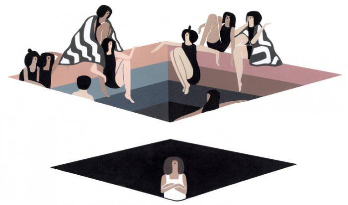 Illustration via The New York Times
