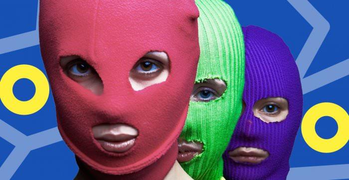 Collage by Ruby Aitken, using a photo via Dazed Digital.