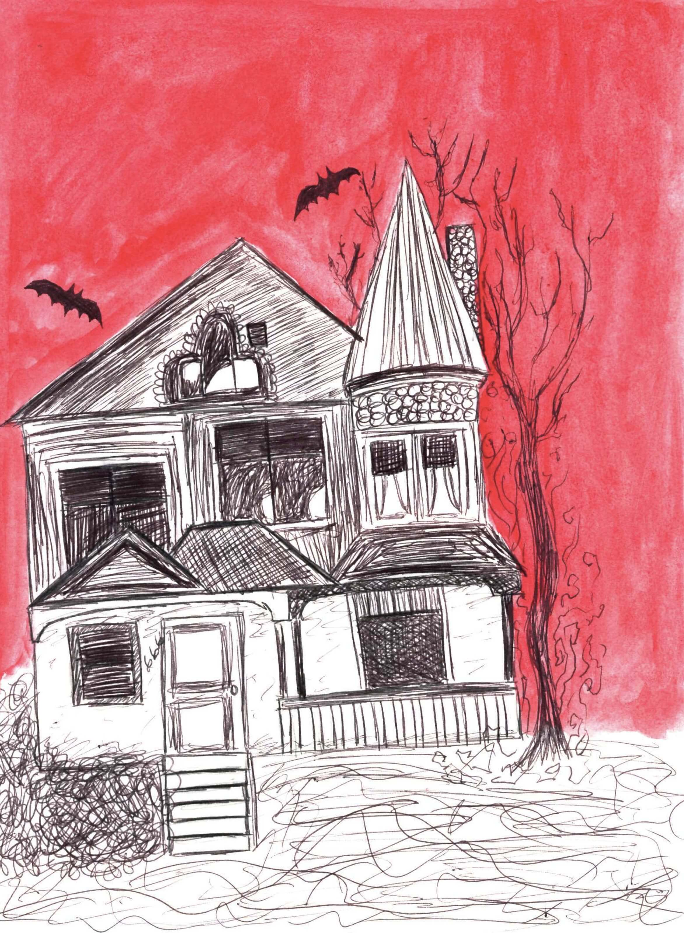Going to my first haunted house soon! Looking forward to getting spooked! I also got invited to a halloween party for the first time! —Amil