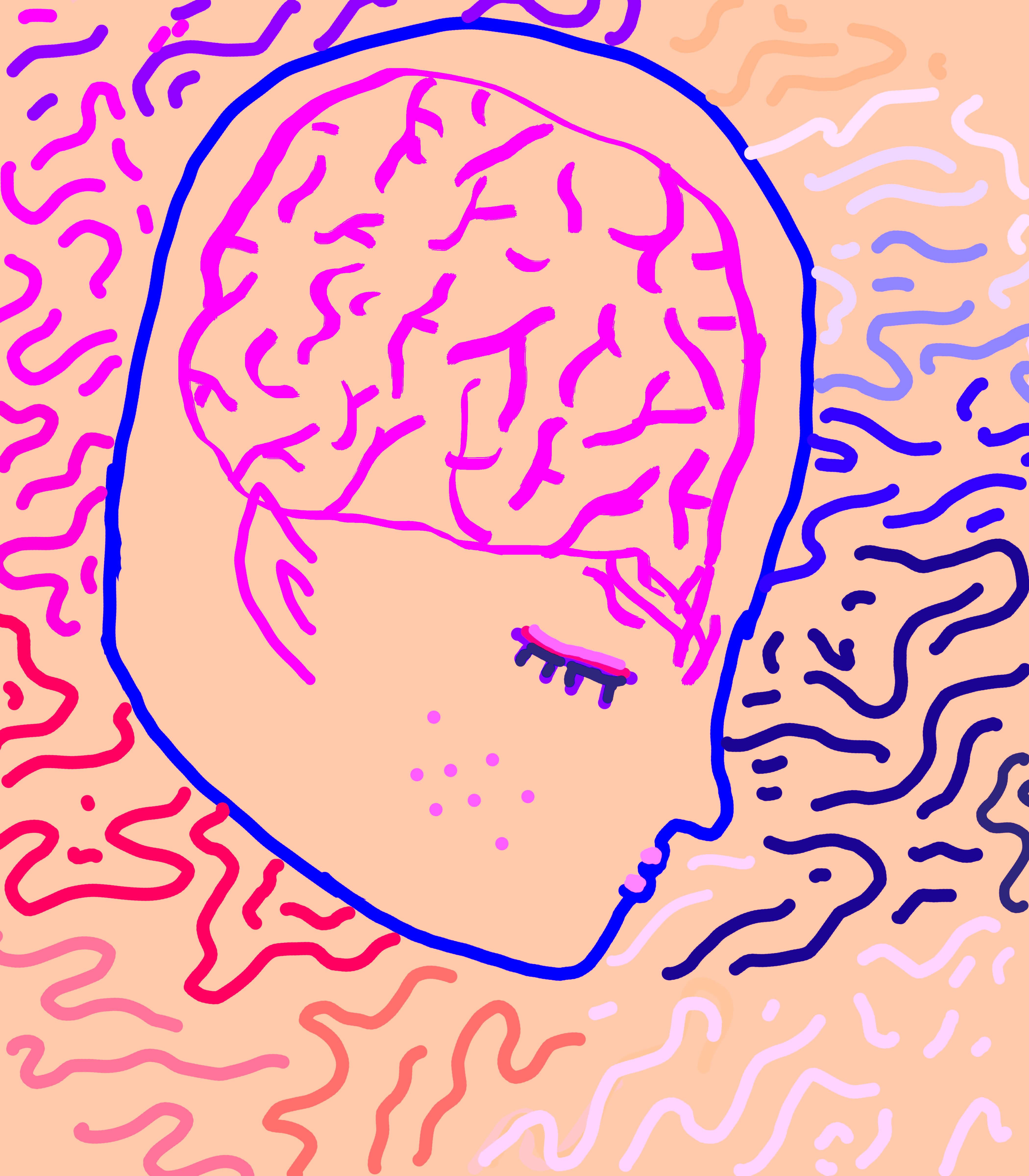 The human brain is a li'l horrifying. —Isabella