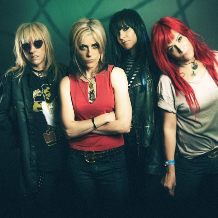 Photo of L7 by Rob Sheridan.