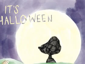 Friday Playlist: It's Halloween