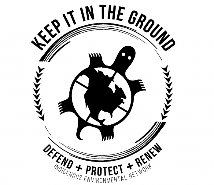 Photo via the Indigenous Environmental Network.