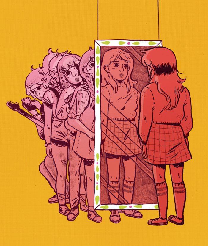 Illustration by Ana Hinojosa.
