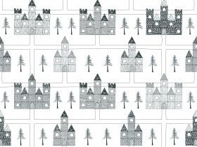 Saturday Printable: Wrapping Paper