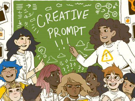 Creative Prompt: Celebrate