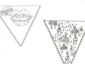 Saturday Printable: Bunting