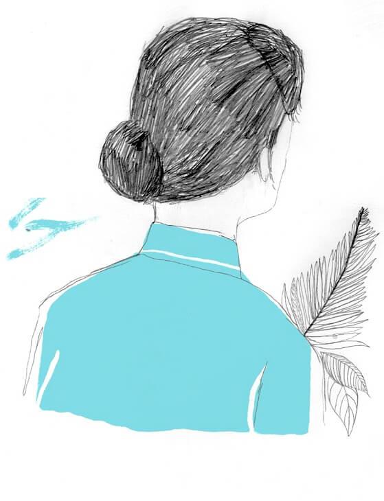 Illustration by Kim Denson.