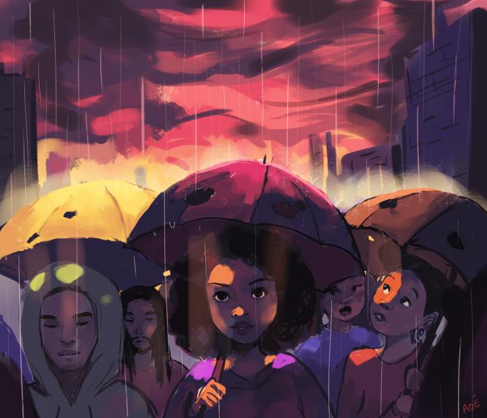 Illustration by Alyssa Etoile.