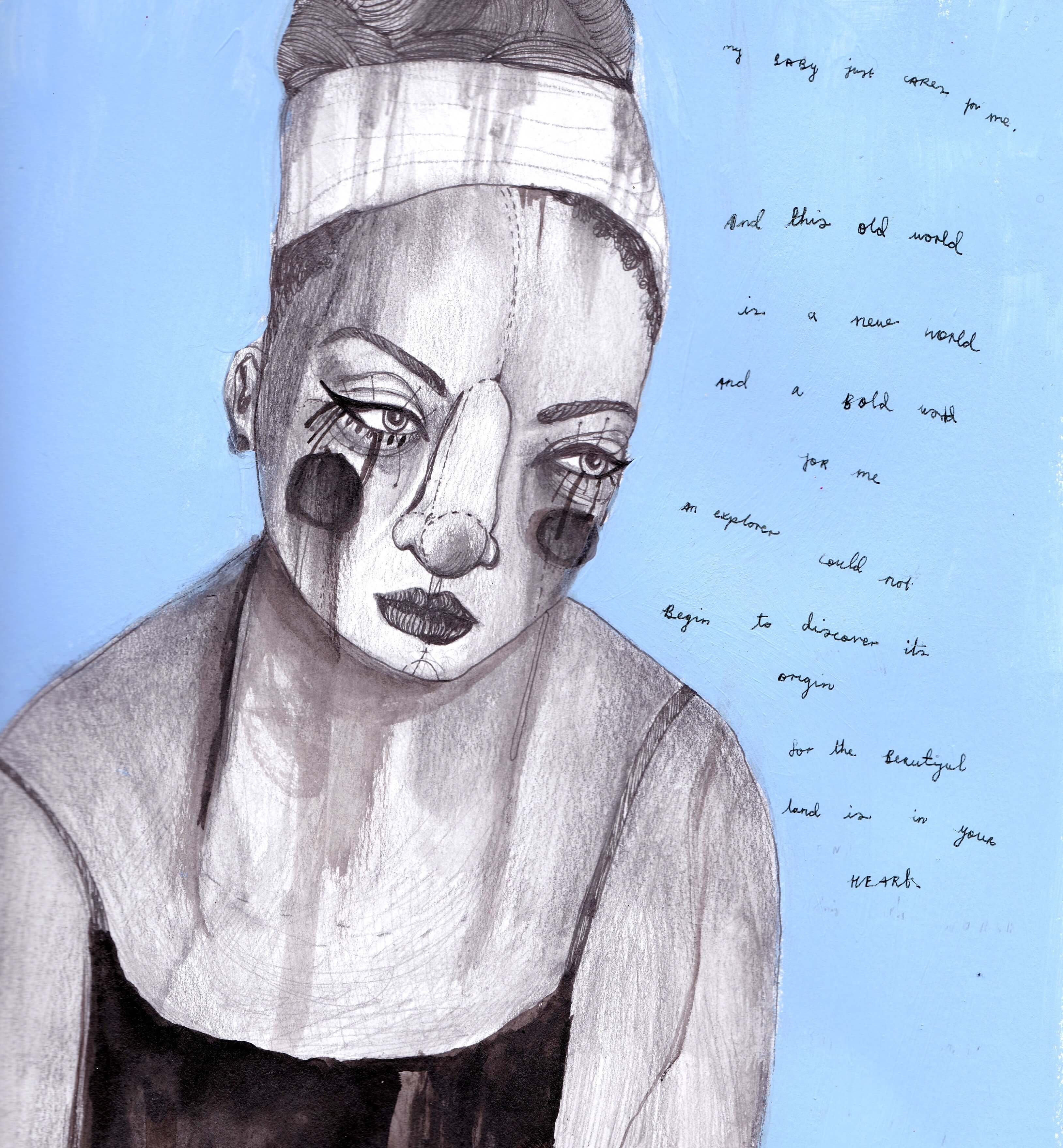 Illustration by Saffron Lily.