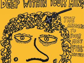 Sunday Comic: Deep Within Your Mind