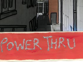 Friday Playlist: Power Through
