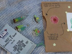 How to Make Paper Bag Memory Books