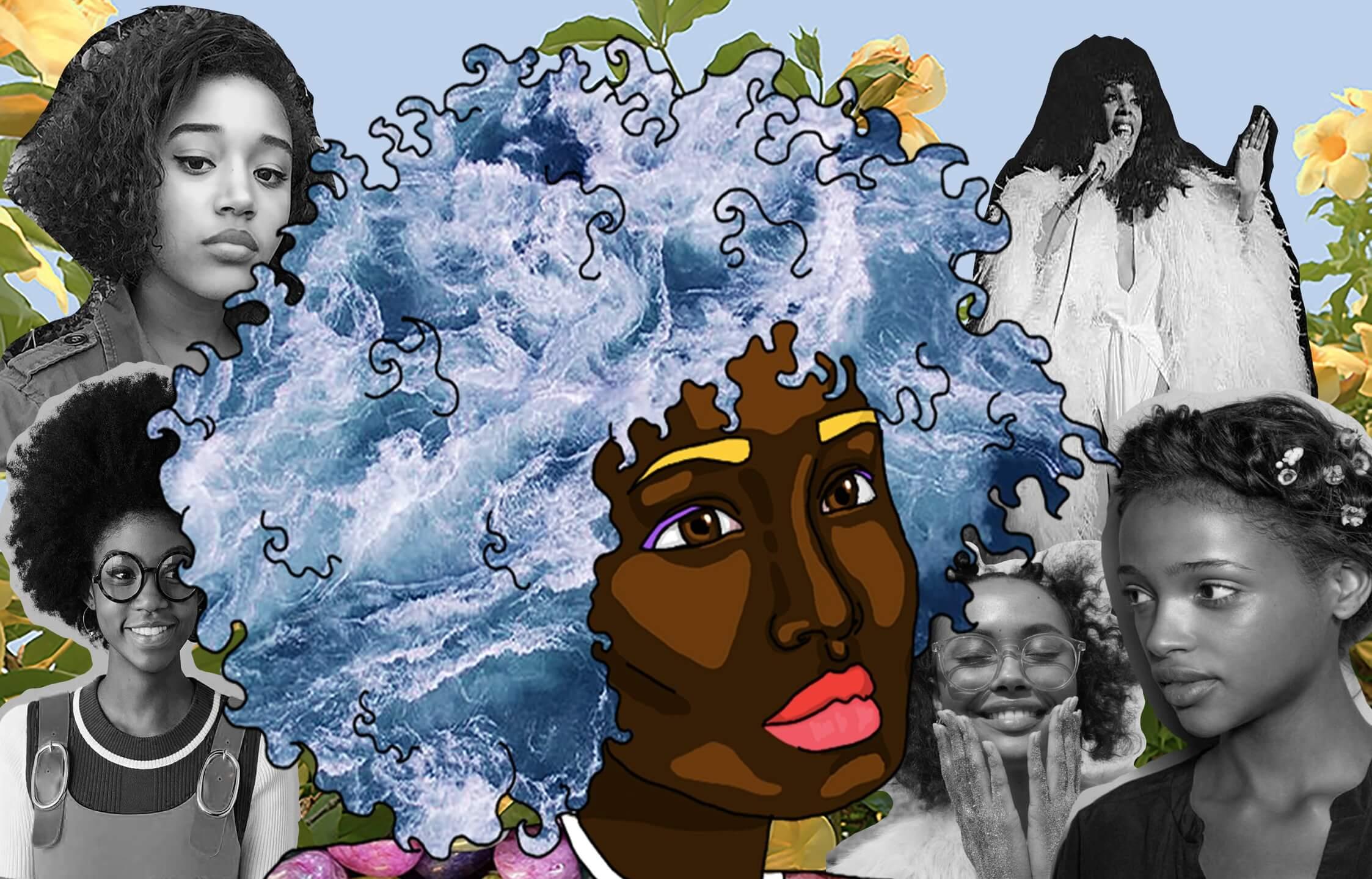 Collage by Lola Nova.