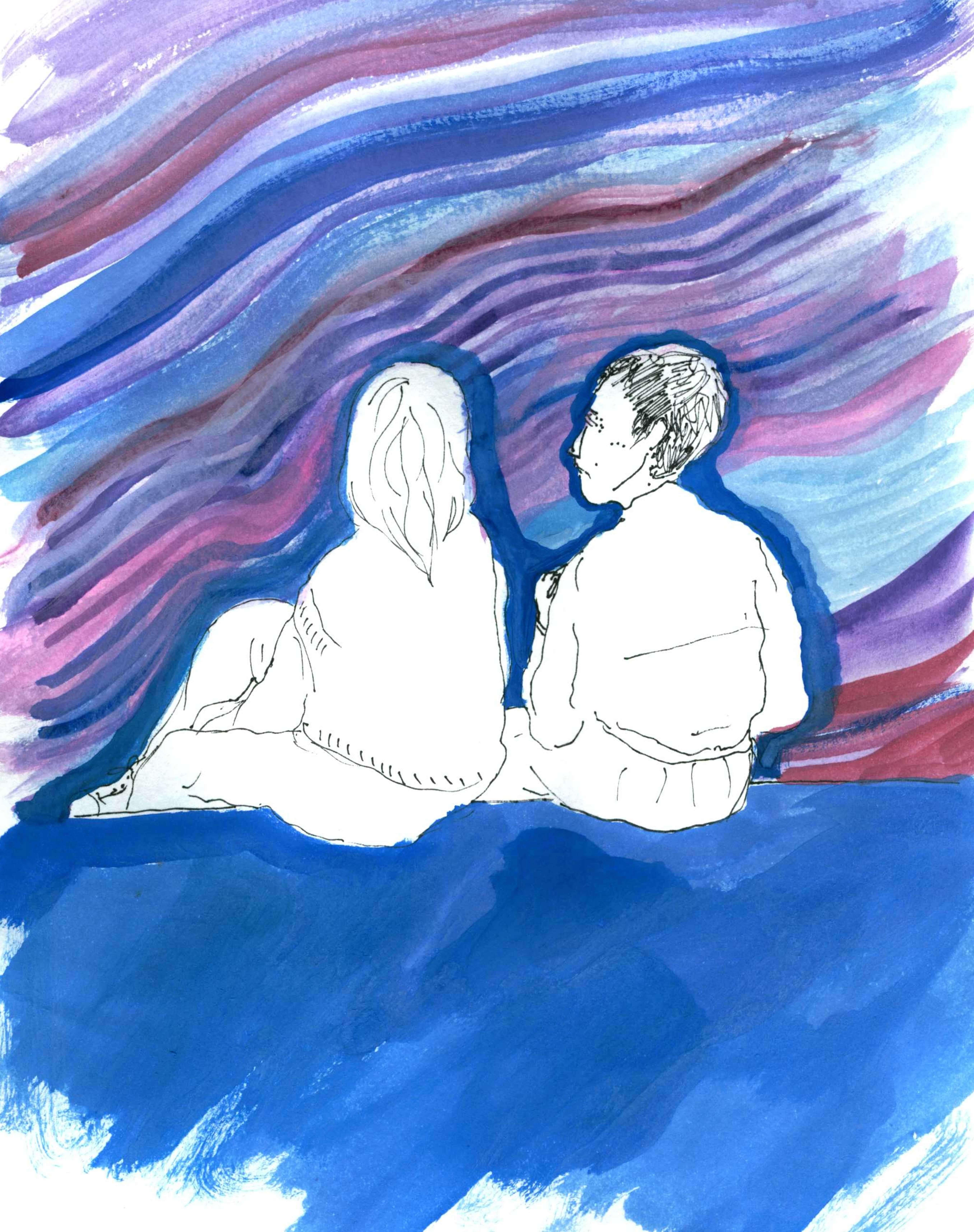 Illustration by Sunny.