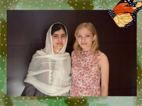 Keep on Fighting: An Interview With Malala Yousafzai