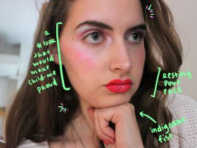 Makeup Trick: Child's Play