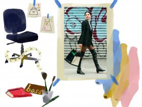 Be Your Own Boss: Yael Aflalo