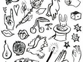 Printable: Magic Stickers