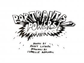 Portraits of Powers