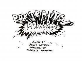 Portraits of Powers