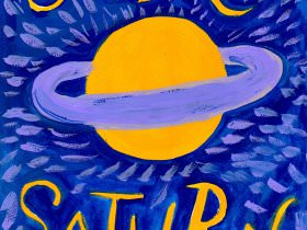 Ask Saturn: How Do I Get Out of My Head?