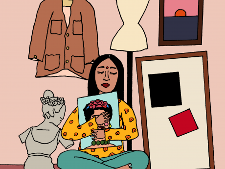 When Whiteness Alienated Me, Art Saved Me