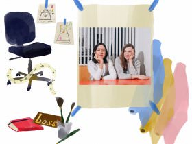 Be Your Own Boss: Sabrina De Sousa and Alissa Wagner