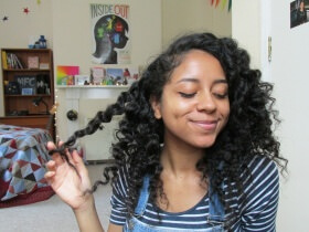 How to Do a Braid Out